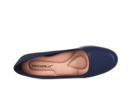 PICCADILLY 110072 BLOCK HEEL NAVY