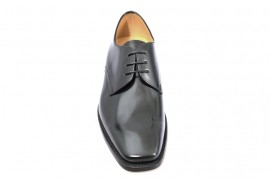 LOAKE 253B: Leather Upper, Leather Lined, Leather Stitched Sole