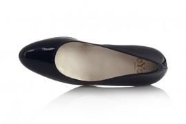 Thomson Retail 122 Navy Leather Patent: