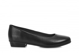 ALPINA 8840-1 BLACK: LEATHER UPPER, LEATHER LINED, H WIDTH FITTING