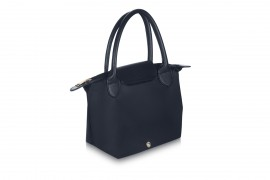 W5 BLACK NYLON TOTE BAG