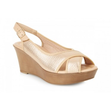 PICCADILLY 164006 BEIGE/GOLD