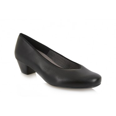 Ara K: Leather Upper, Leather/Synthetic Lined, Wide Fit (K)
