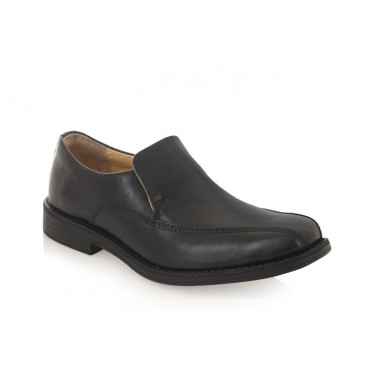 TREDFLEX TL: LEATHER UPPER, LEATHER LINED, RUBBER SOLE