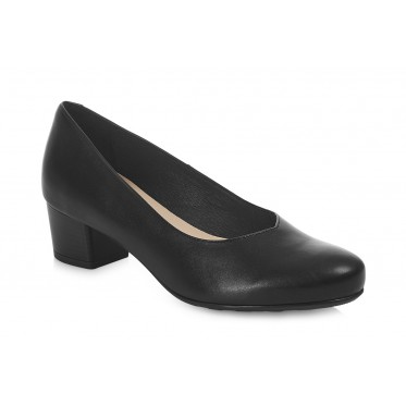 ALPINA 8778-3 BLACK: LEATHER UPPER, LEATHER LINED, H WIDTH FITTING
