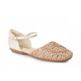 PICCADILLY 240046 BEIGE PATENT