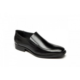 5004 TRAM SLIP ON: Leather Upper