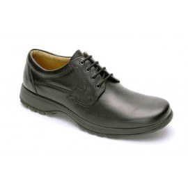 DB Newton Black: Leather Upper, Leather Lined