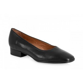 AEROBICS BL5436 BLACK: LEATHER UPPER,LEATHER LINED, RUBBER SOLE