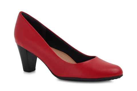 PICCADILLY 700061B RED HIGH PERFORMANCE SYNTHETIC (Black Heel)
