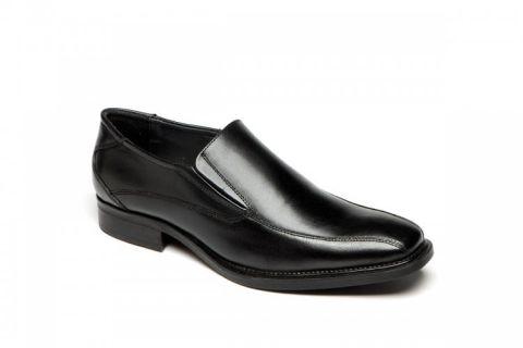 5004 TRAM SLIP ON: Leather Upper
