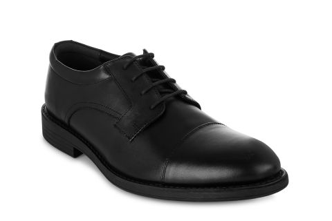 TREDFLEX MAYFAIR 5627 BLACK: LEATHER UPPER, LEATHER/SYNTHETIC LINED, RUBBER SOLE
