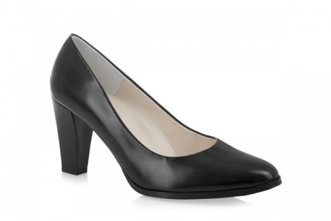 EYE 1000 ANTIC: POLISHED LEATHER UPPER, LEATHER LINED.